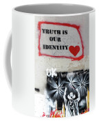 Truth Is Our Identity Coffee Mug