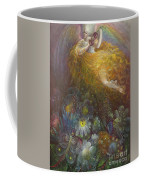 Truth Shall Spring Out Of The Earth And Righteousness Shall Look Down From Heaven Coffee Mug