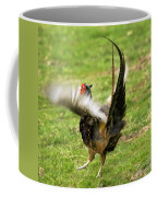Trying To Fly Coffee Mug