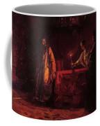 Tsar Boris And The Queen Martha Coffee Mug