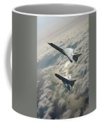 Tsr.2 Advanced Bomber And Lightning Interceptor Coffee Mug