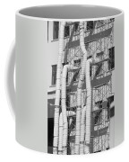 Tube Construction Coffee Mug
