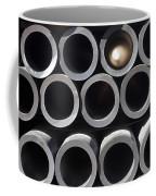 Tubular Abstract Art Number 10 Coffee Mug