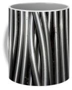 Tubular Abstract Art Number 4 Coffee Mug