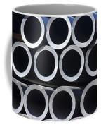 Tubular Abstract Art Number 6 Coffee Mug