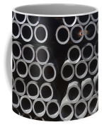 Tubular Abstract Art Number 9 Coffee Mug