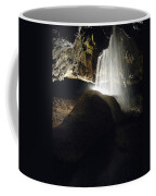 Tuckaleechee Cavern Waterfall Coffee Mug