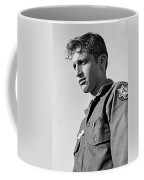 Tucson Arizona Army Reservist Taking Part In Summer Camp Exercise Death Valley  Ca 1968 Coffee Mug