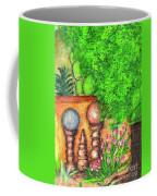 Tucson Garden Coffee Mug by Kim Nelson