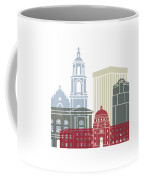 Tucson Skyline Poster Coffee Mug
