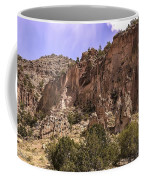 Tuff Cliffs Coffee Mug