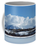 Tuff Over Baldy Coffee Mug
