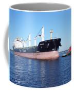 Tug And Saltie Coffee Mug