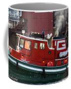 Tug Massachusetts - Chicago Coffee Mug