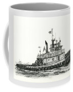 Tugboat Shelley Foss Coffee Mug