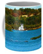 Tugless Coffee Mug