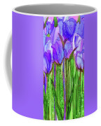 Tulip Bloomies 2 - Purple Coffee Mug