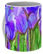 Tulip Bloomies 3 - Purple Coffee Mug