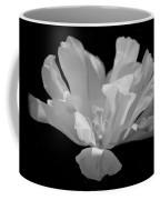 Tulip - Bw Coffee Mug