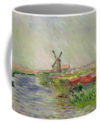 Tulip Field In Holland Coffee Mug