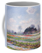 Tulip Fields At Sassenheim Coffee Mug