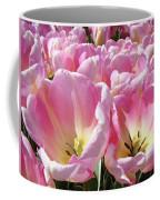 Tulip Flowers Garden Art Pink Tulips Baslee Troutman Coffee Mug