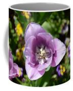 Tulip Lavender Coffee Mug