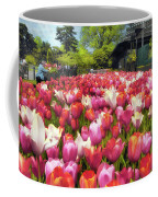 Tulip Parade Coffee Mug