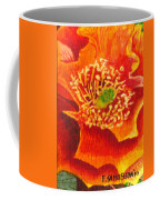 Tulip Prickly Pear Coffee Mug