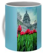 Tulip Row Coffee Mug
