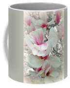 Tulip Tree Blossoms - Magnolia Liliiflora Coffee Mug