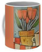 Tulips And Coffee Coffee Mug