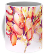 Tulips Are People Iv Coffee Mug