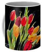 Tulips Colors Coffee Mug