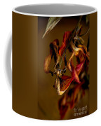 Tulip's Demise - A Natural Abstract Coffee Mug