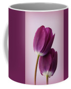Tulips Coffee Mug by Diane Reed