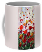 Tulips Flowers Garden Seria Coffee Mug