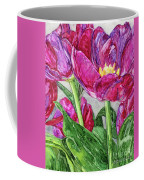 Tulips From A Friend Coffee Mug