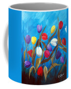 Tulips Galore II Coffee Mug