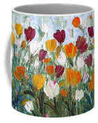 Tulips Garden Coffee Mug