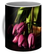 Tulips In Evening Sunlight Coffee Mug