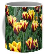 Tulips In The Garden Coffee Mug