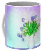 Tulips In Winter Coffee Mug