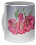 Tulips On White Coffee Mug