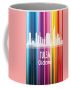 Tulsa Ok 2 Vertical Coffee Mug