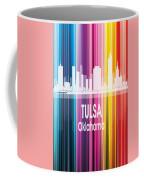 Tulsa Ok 2 Vertical Coffee Mug
