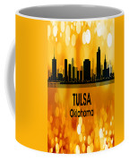 Tulsa Ok 3 Vertical Coffee Mug