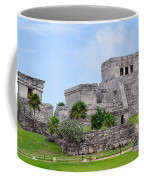 Tulum Mayan Ruins Coffee Mug