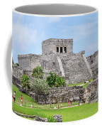 Tulum Ruins   Coffee Mug