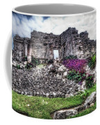 Tulum Temple Ruins No.2 Coffee Mug